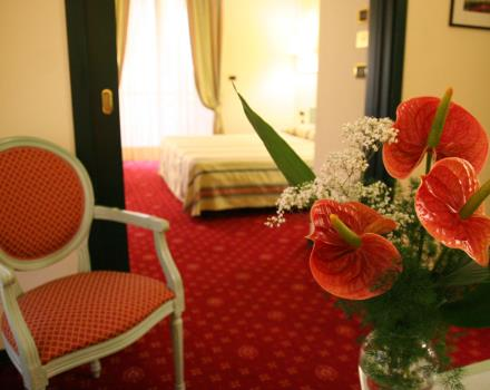 Book your room in Sanremo at BEST WESTERN Hotel Nazionale.