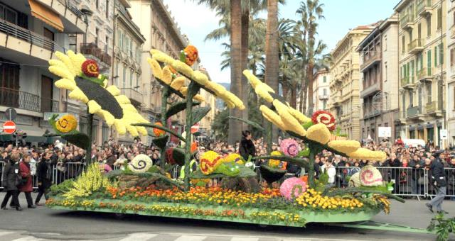 ..the flower art of Sanremo