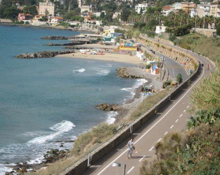Best Western Hotel Nazionale Sanremo, discover the park's coastal cities.