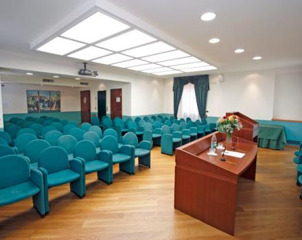 Discover the conference rooms in the BEST WESTERN Hotel Nazionale and organize your events in Sanremo