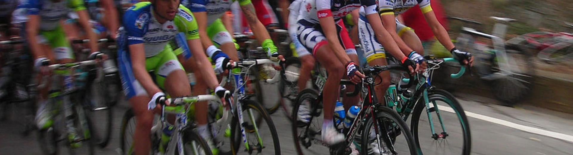 The most important cycling event in Italy which terminates in the city die flowers!