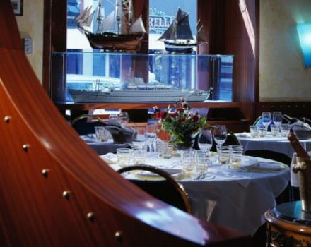 Looking for a hotel in Sanremo with a great restaurant? Book at the BEST WESTERN Hotel Nazionale