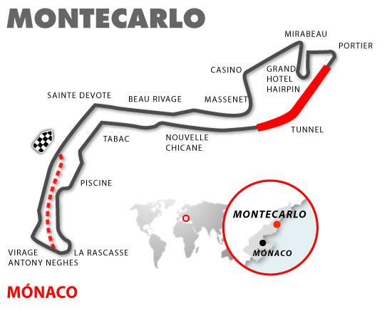 Only 50 minutes by train and by car 40, the Principality of Monaco is easy reach. Stay in Sanremo and save!
