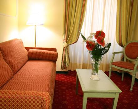 4 stars room in Sanremo, BOOK NOW BEST WESTERN Hotel Nazionale