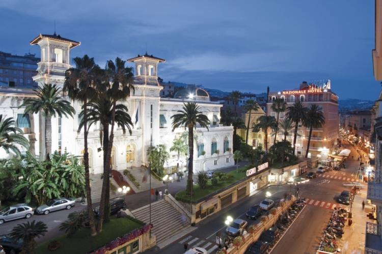 Discover Sanremo and stay at the Best Western Hotel Nazionale