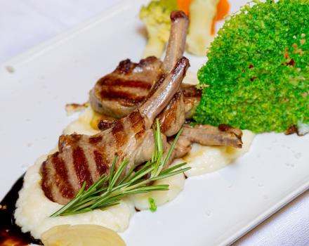 Best Western Hotel Nazionale''s restaurant offers genuine, local dishes