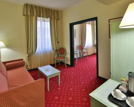 Discover the Junior Suites of the BEST WESTERN Hotel Nazionale for a truly unique stay in Sanremo!