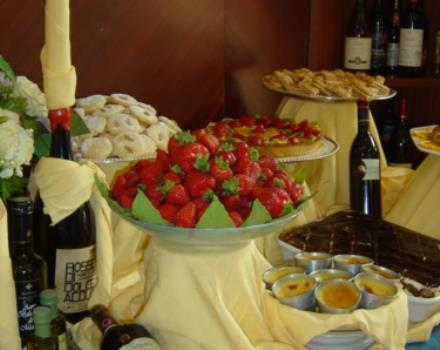 The restaurant at the BEST WESTERN Hotel Nazionale  in Sanremo offers you the taste of local cusine