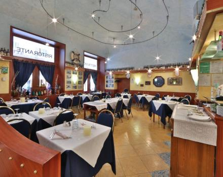 Discover the contemporary menu and typical dishes from the Best Western hotel Nazionale offers you at the restaurant!
