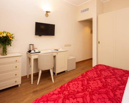 Facilities and comfort in hotels in Sanremo