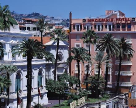 BEST WESTERN Hotel Nazionale is the ideal place for your holiday/vacation in Sanremo