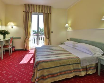 Discover the functionality and comfort of the superior rooms of the Best Western hotel Nazionale San Remo City Centre!
