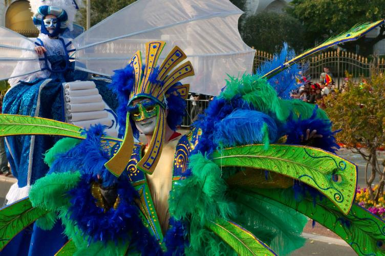 Parades, floats and more. Stay at the Hotel Nazionale Sanremo!