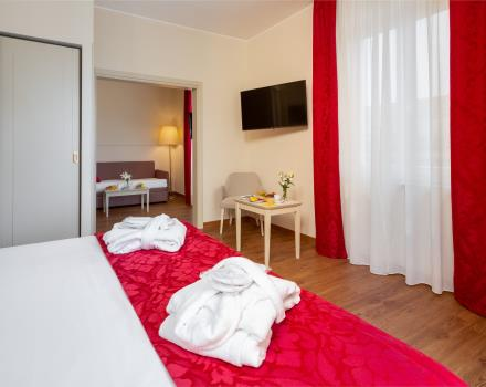 Rooms for every travel need in Sanremo