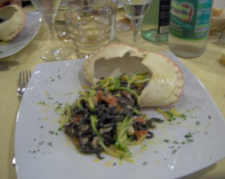 If you want to taste the original italian food you have to book the BEST WESTERN Hotel Nazionale in Sanremo